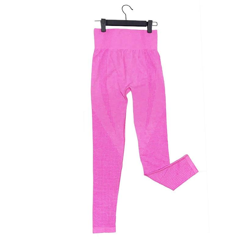 Kaminsky 14 Colors High Waist Seamless Leggings For Women Solid Push Up Leggins Athletic Sweat Pants Sportswear Fitness Leggings 22