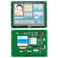Smart Home Control 5.6 inch Intelligent HMI  LCD TFT  Monitor with A High Resolution And Brightness