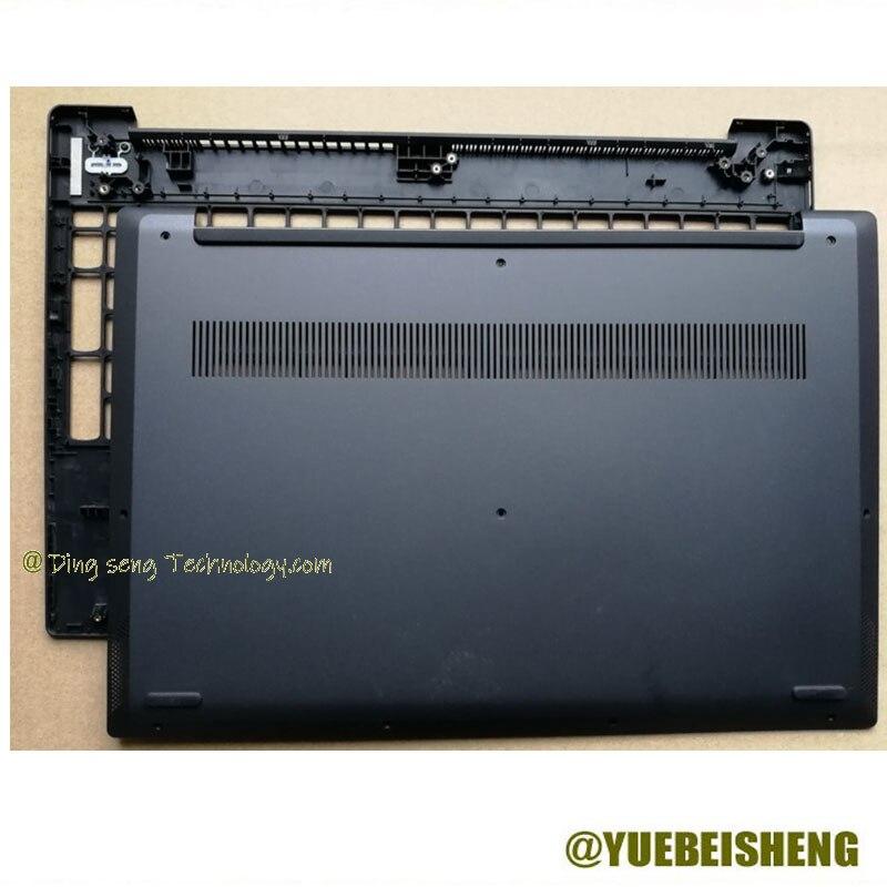 Новинка для Lenovo xiaoxin 15 2019 ideaPad S340-15 81QF подставка для клавиатуры верхняя крышка + нижняя крышка корпуса, черный, серый