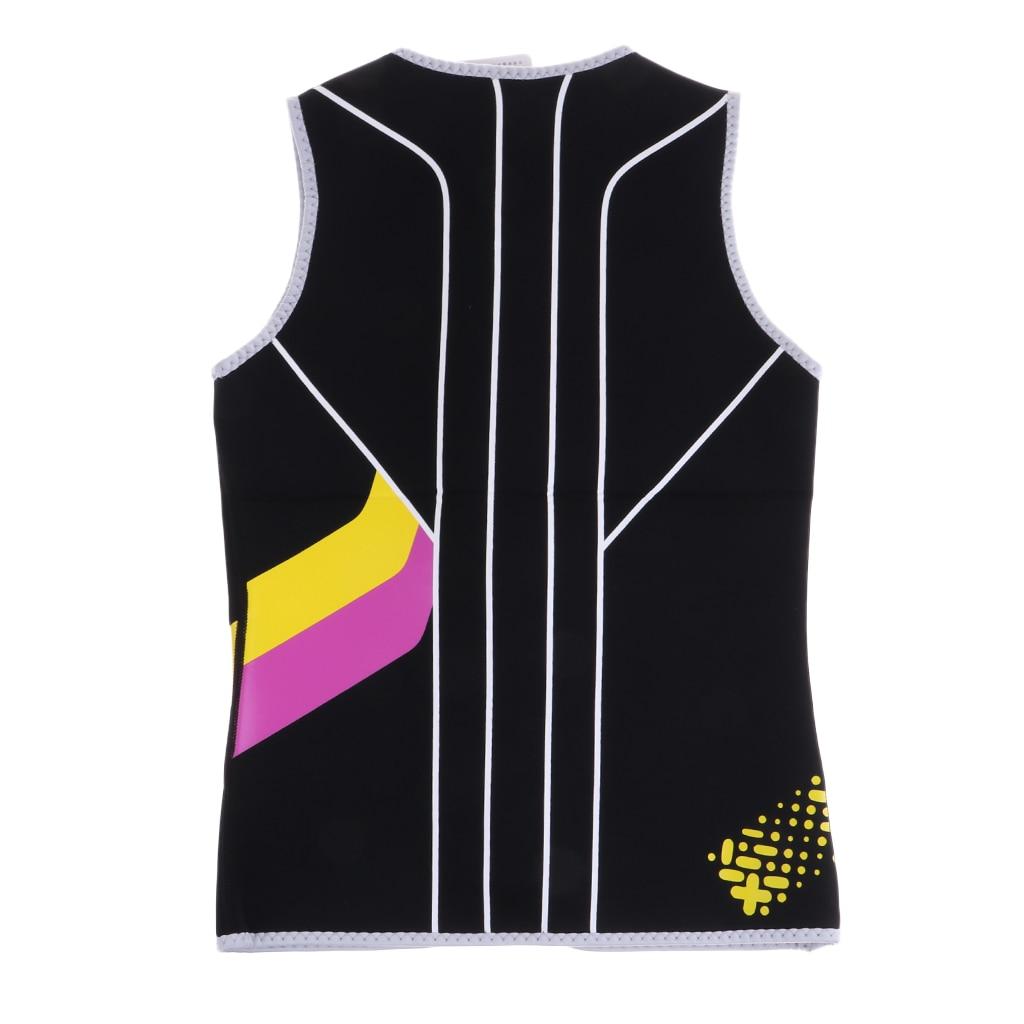 Wetsuits feminino superior premium neoprene 3mm zíper