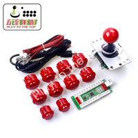 CY 3103 PC PS3 Android XBOX 360 For Windows 4 In 1 USB to Joystick Arcade Game Controller DIY Kit for 1 Player USB Joystick