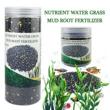 Planta de aquário grama nutriente solo fertilizante água planta lama plantada substrato areia fertilidade para planta de tanque de peixes
