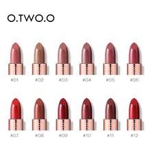 Silky Pigment Lip Stick BeautyMoisturizing Brighten Tone Long Lasting Waterproof Smudge-proof  Lipstick Luxury Makeup