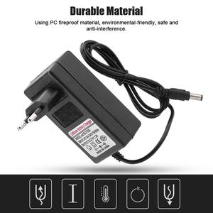 Image 1 - Зарядное устройство для литий ионных аккумуляторов, 21 в, 2 А, 100 240 В