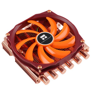 Thermalright AXP-100 cobre completo cpu cooler 6 heatpipes 58mm altura baixo perfil htpc atx cpu ventilador de refrigeração para 115x2011 2066 am4