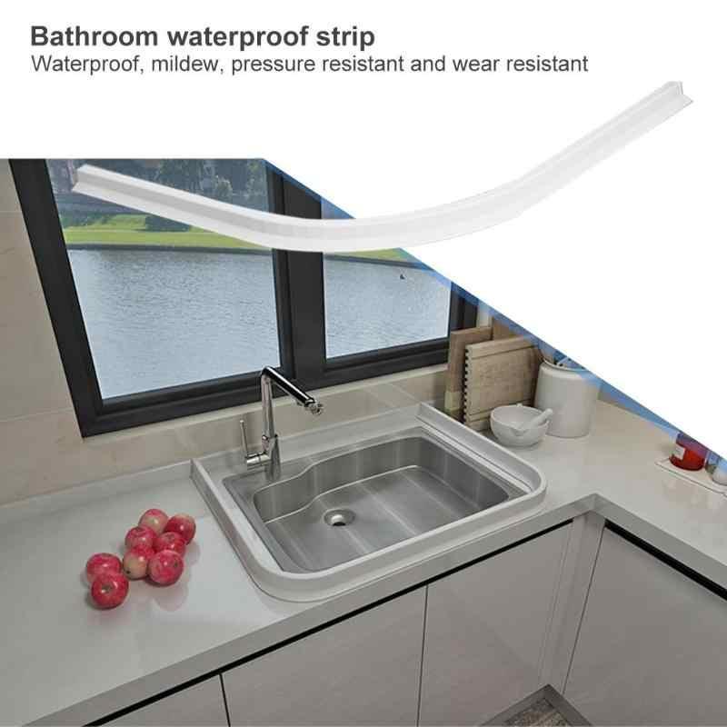 Alloet стопор для воды в ванной комнате затопленный барьер резиновый плотины кремния воды блокатор отделение для сухого и мокрого обустройства дома 0,8 м