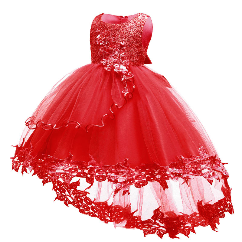 Baby Girl Clothes Wedding Baptism Dress For Girls Princess Dress Infant 1 Year Birthday Party Newborn Baby Dress 3 6 12 24 Month