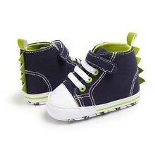Кеды Детские холщовые мягкая подошва кроссовки для первых шагов