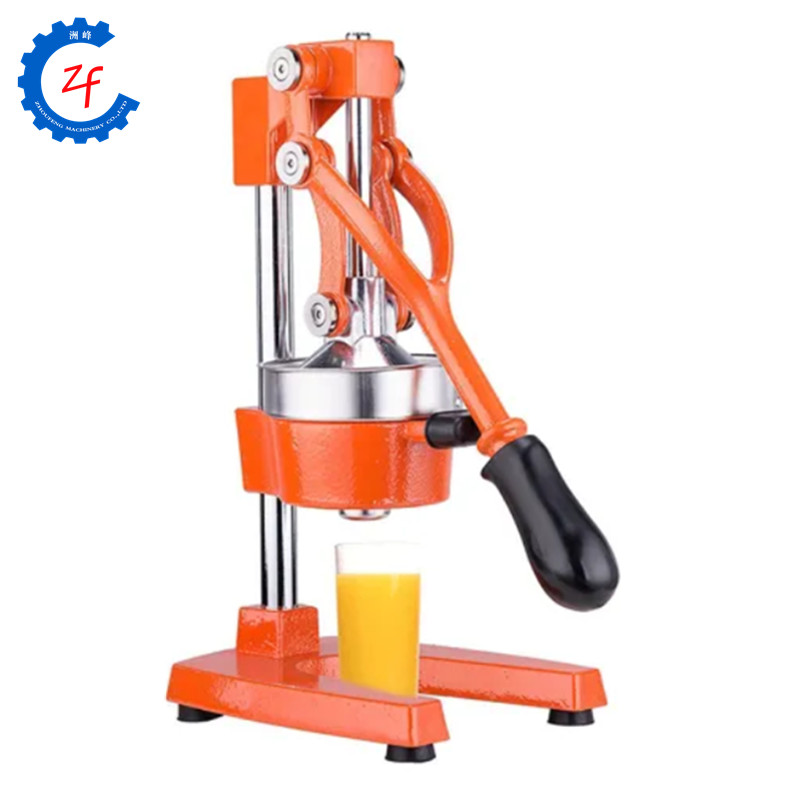 Multifunctional Hand Juice Maker Home Slow Orange Lemon Juicer Extractor Stainless Steel Pomegranate Manual Press Squeezer