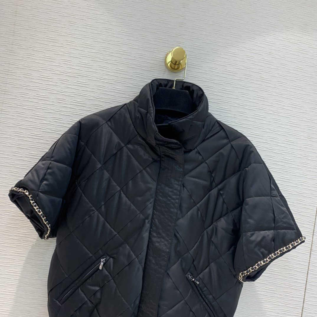 2019 yeni bayanlar yüksek kaliteli moda stand-up yaka elmas kontrol kısa kollu pamuklu gömlek 1204