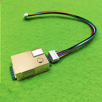 1PCS module MH Z19 infrared sensor for co2 monitor MH Z19B MH Z19 MH Z19B|Battery Accessories & Charger Accessories| |  -