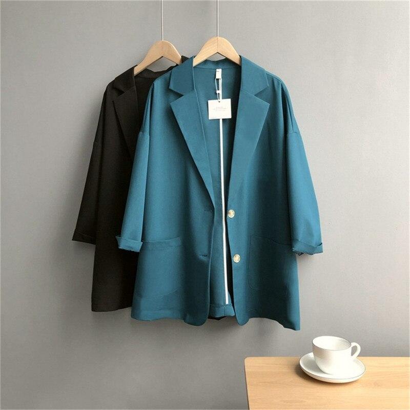 Women Office Jacket Slim Suit clothes 2019 Autumn Women`s Working Suit vadim blazer women`s tops Ladies Business Suit (22)