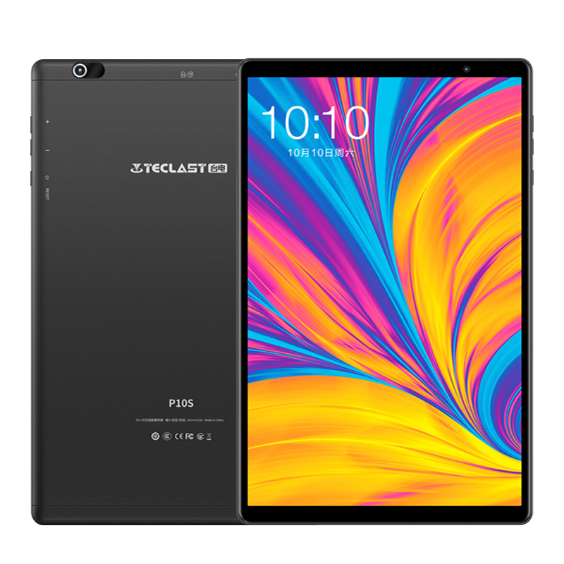 Teclast P10S 4G tablety telefoniczne Octa Core 10.1 cala IPS 1200*800 3GB RAM 32GB ROM GPS type-c Android 9.0 6000mAh tablet PC