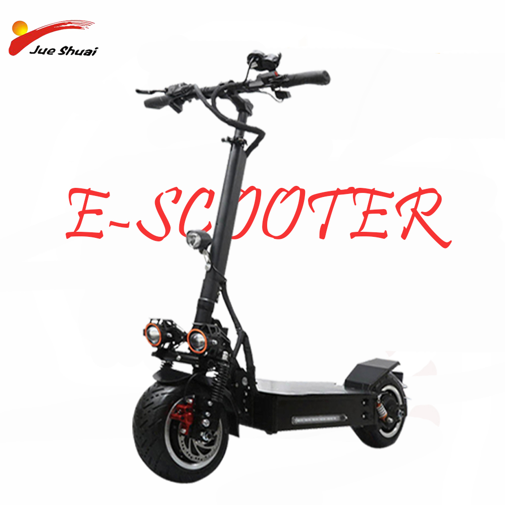 3200W <font><b>60V</b></font> Electric Scooter Powerful High Power 11-inch Off-road Foldable Waterproof <font><b>Samsung</b></font> e-Scooter Electric Bicycle image