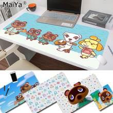 Резиновый прочный Настольный коврик для мыши maiya с изображением