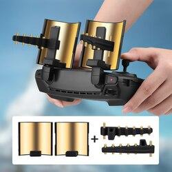 Yagi antena amplificador de sinal impulsionador para dji mavic mini faísca ar 2 pro zoom fimi x8 se 2020 extensor alcance do controlador remoto