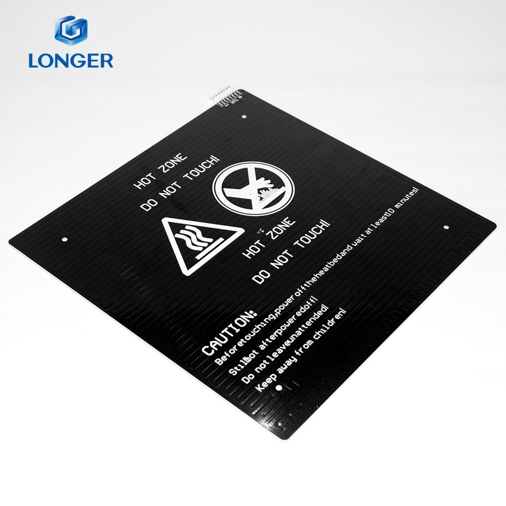 Longer 3D Printer LK2 Heated Bed Compatible With Alfawise U30 HeatBed Accessoires d'imprimante 3D 3D Printer Parts & Accessories     - title=