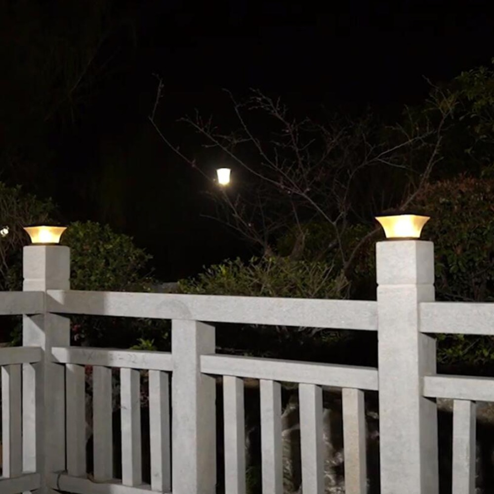 caminho deck quadrado decoração da noite à prova dwaterproof água
