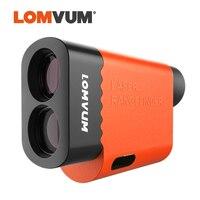 LOMVUM Telescope Golf Laser Distance Rangefinder 1500m Sport Telemeter Hunting Range Finder Monocular Trena Laser Tape Measure