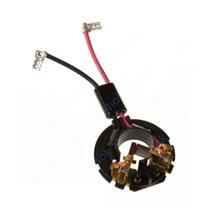 Karbon fırça tutucu MAKITA DHP482RME DHP482RAE DHP482RFE DHP482Z DHP482 DDF482 XPH10 HP482D 632F22 4 güç aracı parçası