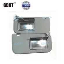 גגון עבור לנסר Ex שמש הוכחת עם זכוכית עבור לנסר Gt 10th שמש מגן עבור Evo 10 X בז ו אפור מגן שמש 2007 2019