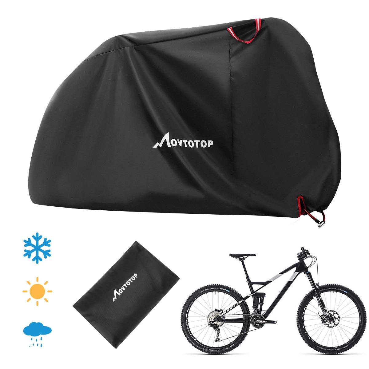 UV Protective Bicycle Mountain Bike Rain Cover Waterproof Heavy Duty Cycle Cy1