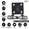 Car Rear View Camera 4 LED Night Lights Backup Camara Recorders Reverse Camera Night Vision Full HD Lens 2 5mm Black Box  amp  Cable review