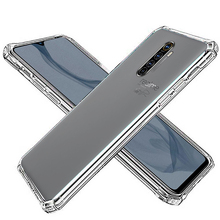 Arvin Crystal Case for OPPO Realme X2 Pro XT 730G Reno Ace Realme K5 Case Silicone Clear Shockproof Soft Enhanced Airbag Cover