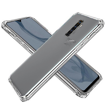 Arvin Original Case for OPPO Realme X2 Pro XT 730G Reno Ace K5 5 Pro Q X K3 A1K C2 Case Silicone Clear Soft Enhanced Airbag