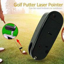 Outil de mesure de Distance de pointeur de Golf, Mini outil d'entraînement de mise de Golf, aide à la pratique de ligne de visée