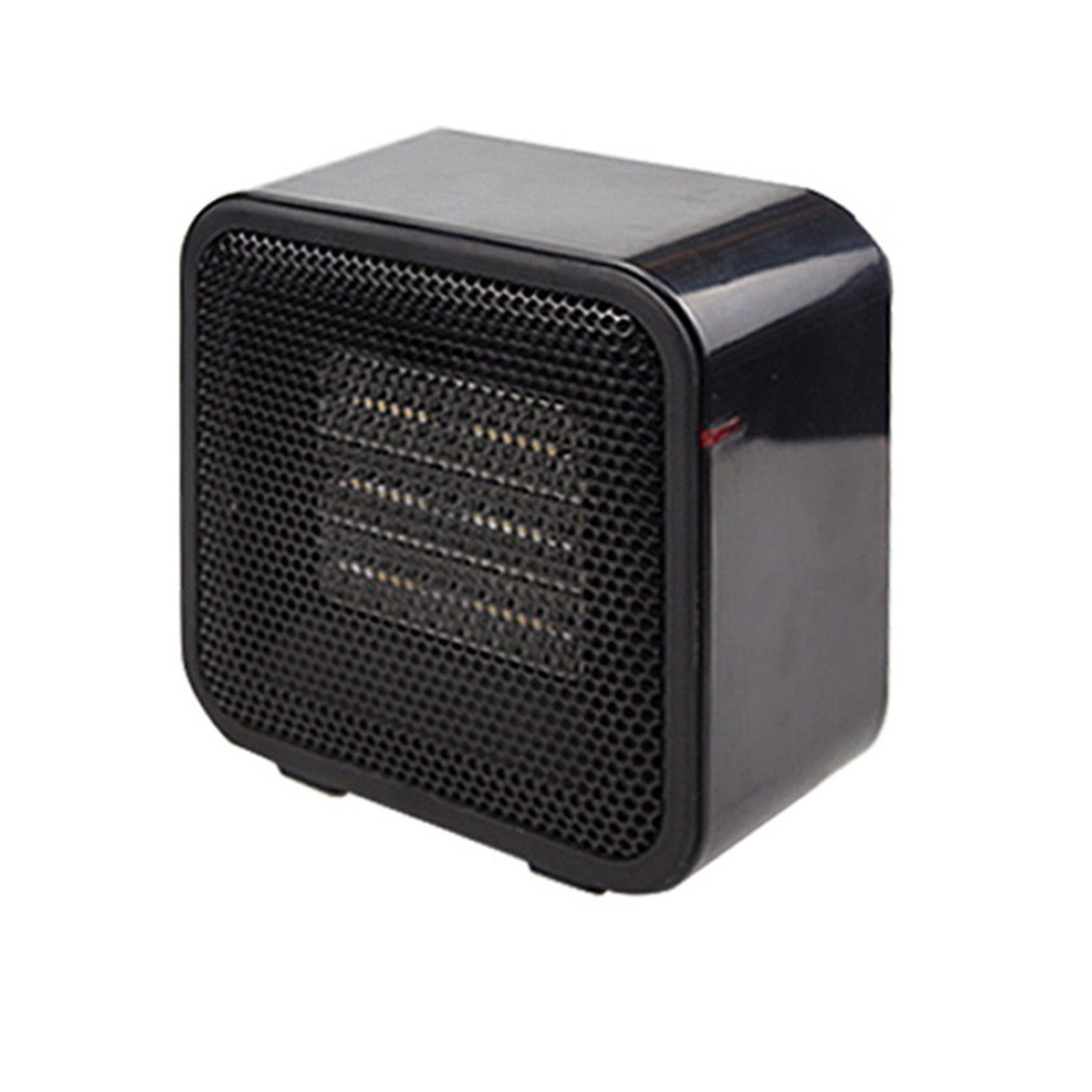 Speed Hot Silent Heater Fan Heater Desktop Mute Heater Thermostat Office Dormitory Home Mini Heater PTC Ceramic Heating Stove