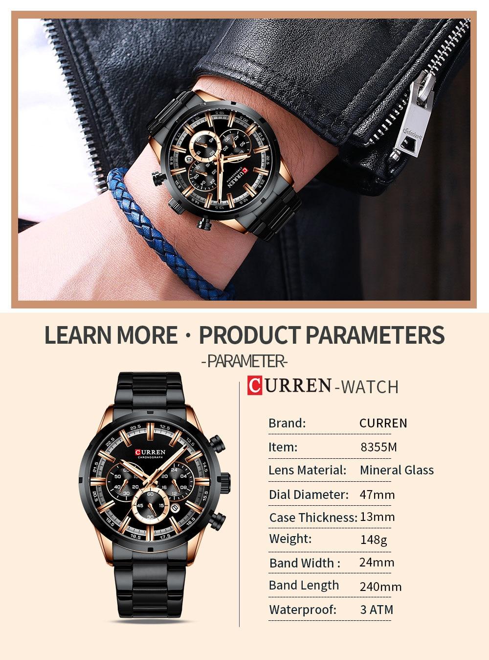 curren 8355