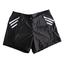 Mens Swimsuit Sexy Swimwear Men Swimming Shorts Men Briefs Beach Shorts Sports Suits Surf Board Shorts Men Swim Trunks tanie tanio stripe Pasuje prawda na wymiar weź swój normalny rozmiar Nylon
