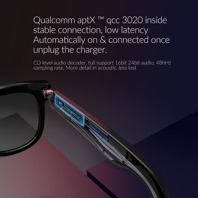 AIKSWE Smarte Sonnenbrille 2