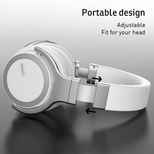 Image 3 - MEIDONG E7PRO Active Noise Cancelling Bluetooth Headphone Wireless Bluetooth Headset with Super HiFi Deep Bass 30 hours Playtime