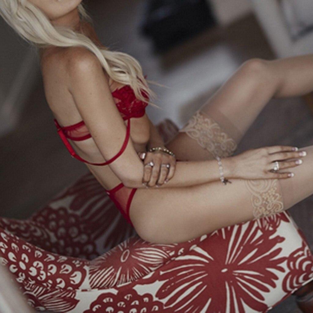 Sexy Lace Bra And Panty Set For Women Underwear Set Erotic Lingerie Women's Thong Stanik Push Up Bras Linen Brassiere Bra sets