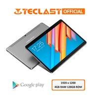 Teclast M20 Dual 4G LTE планшетный ПК 10,1 дюймов 1920x1200 Android 8,0 MT6797 X23 Deca Core 4 Гб ram 128 ГБ rom телефон планшеты gps