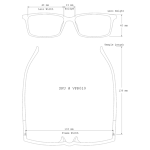 Image 5 - גברים ונשים קל בציר משקפיים עגול פלסטיק מתכת משקפיים עבור מרשם עדשות קוצר ראיה קריאת Multifocal