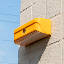 Solar Light Wall IP65 Motion Sensor Outdoor Warm White Landscape decoration
