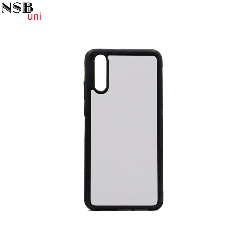 NSB Uni 2D Print Cell Phone Cases For Hua wei P20 Blank Back Covers Print Sublimation Heat Transfer 2D Phone Cover(China)