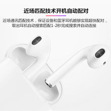 I11 Bluetooth Earphones Touch Sports Really Wireless I12 Bluetooth Earphones TWS Stereo Double-pass Words Bluetooth 5.0(China)