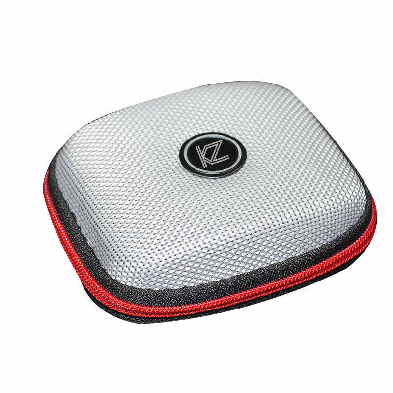 AK KZ сумка в ухо наушники коробка Наушники Портативный кошелек для хранения аксессуары для наушников сумка для хранения гарнитуры