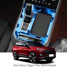 Decorative-Frame Chery Tiggo Interior-Gear-Box Auto-Accessory Car-Styling for Internal-Mouldings