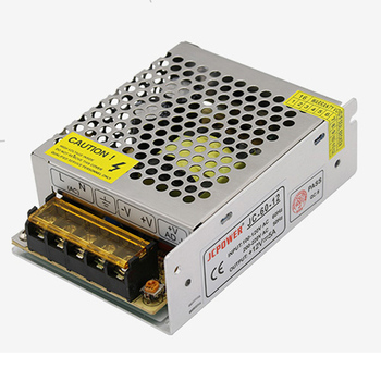 цена на new AC 100~220V to DC 12V 5A 60W Power Supply for LED Strip Light CCTV Display Adapter Charger Switching Transformer Led Driver