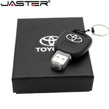 JASTER-unidad de memoria usb de regalo creativo, memoria usb 2,0, 32gb / 16gb / 8gb/4gb, Envío Gratis