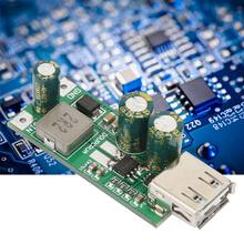 DC 3.3-5V to 5V-12V Boost Converter USB Module QC3.0 2.0 Quick Charger for 18650  Charging Circuit Board