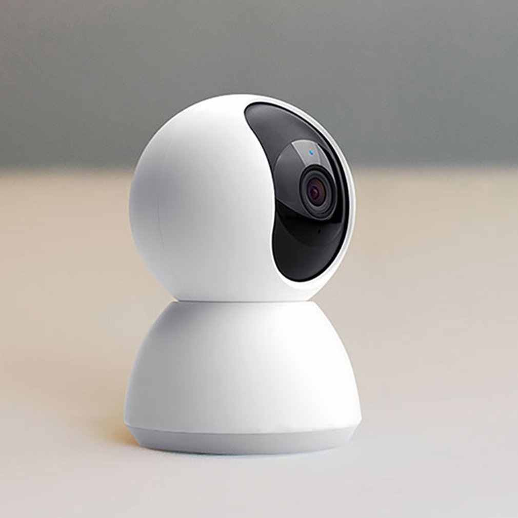 Оригинальная смарт-камера Xiaomi Mijia 1080P IP веб-камера видеокамера 360 Угол wifi беспроводной ночного видения AI расширенное Обнаружение движения