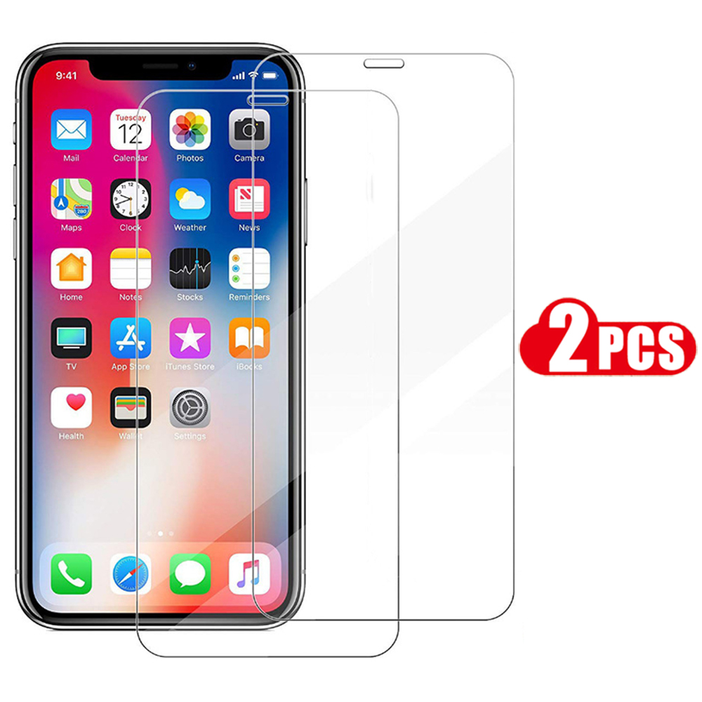 2pcs for apple iphone 11 pro max screen protector on ihone 1phone iphone11 tempered glass protective film 11pro glas 11max tremp