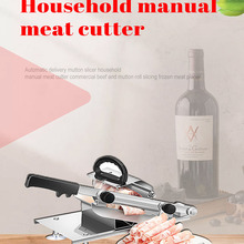 Meat Slicer Bone-Cutting-Machine Commercial Fish Household Lamb Chicken-Duck Stainless-Steel
