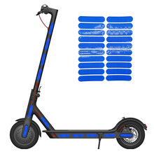 Electric Scooter Sticker Scooter-Decal-Replacement Pro/max-Accessories for Decoration